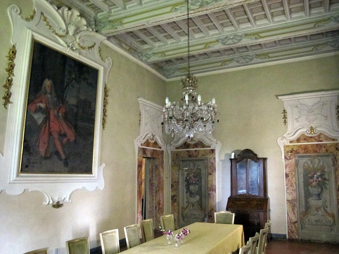 Замок Мелето