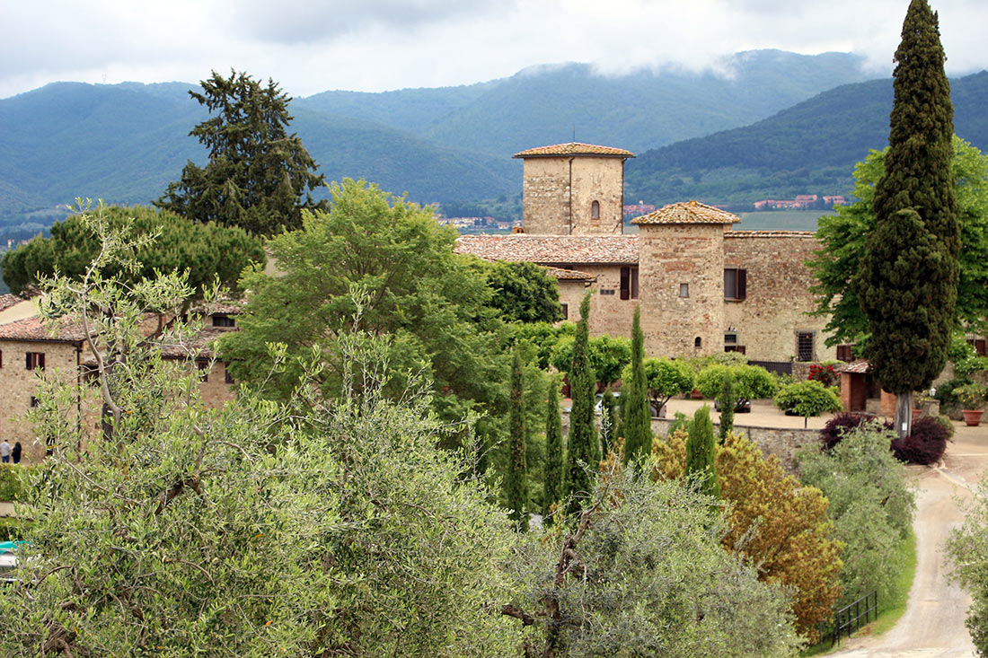 Замок Габбиано