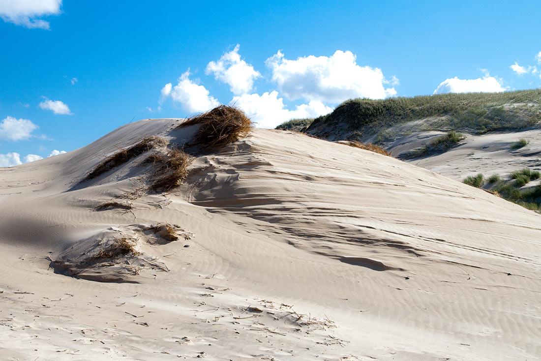 Словиньские песчаные дюны