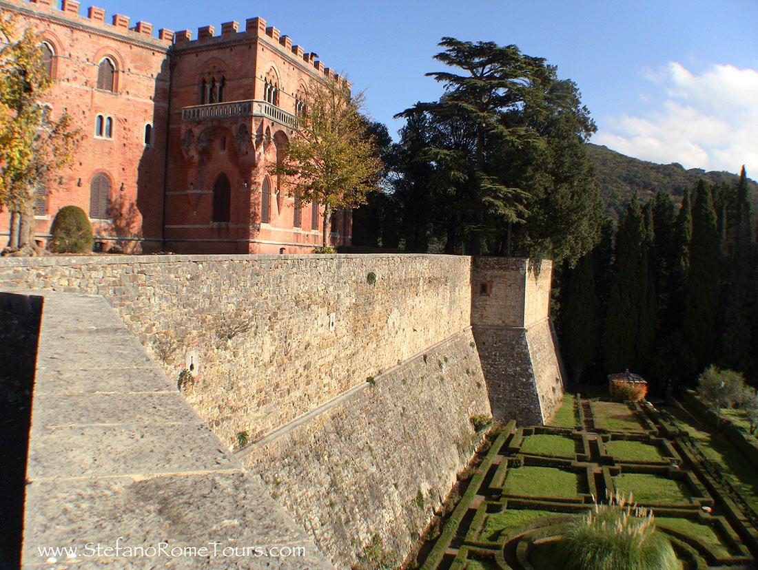 Замок Бролио