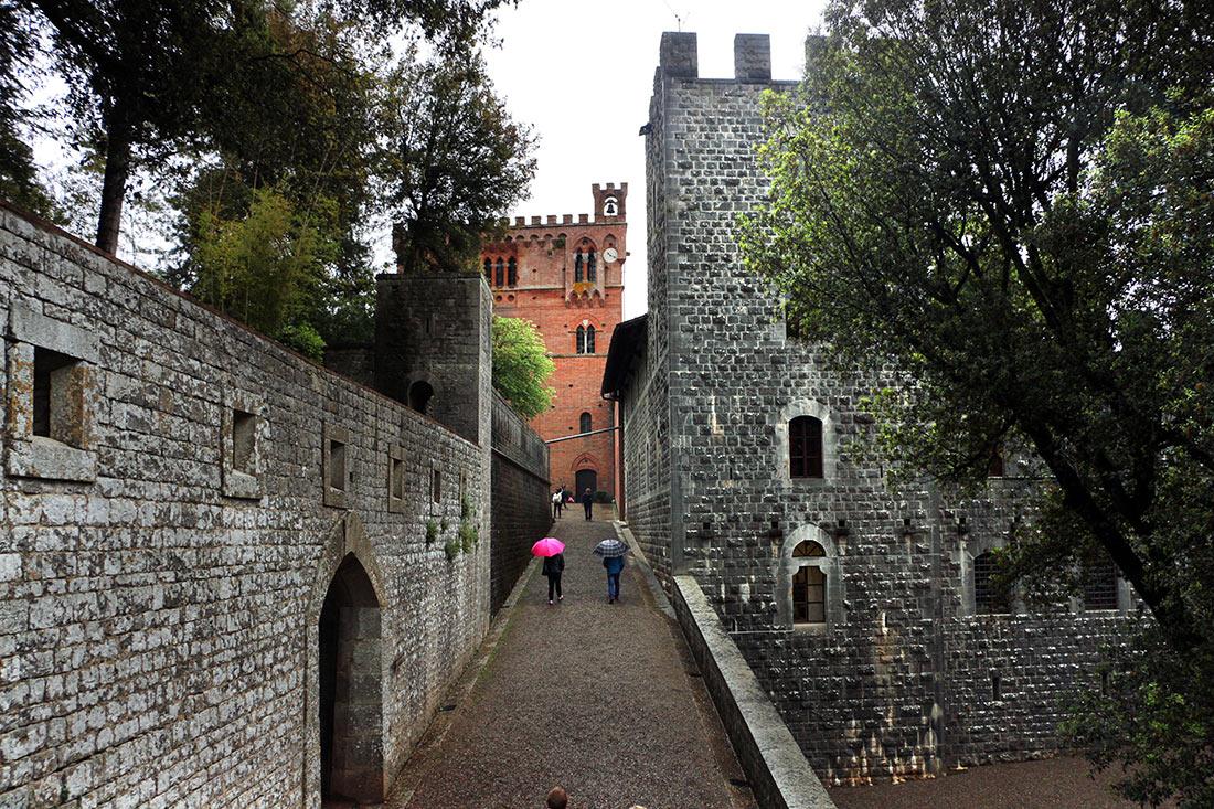 Замки Тосканы
