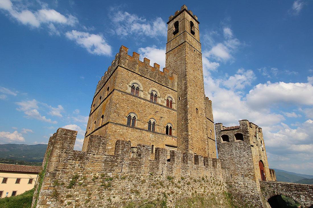 Замок Поппи
