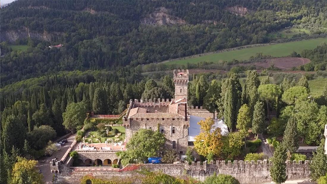 Замок Винчильята