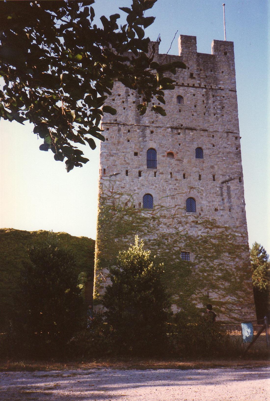 Замок Порчано