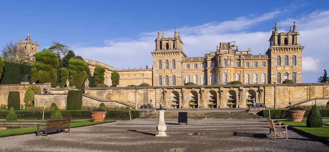 Дворец Бленхейм