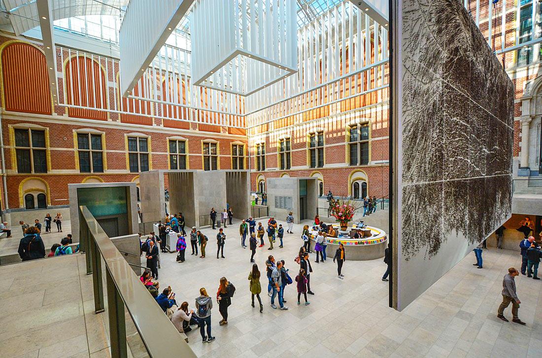 Выставки и музеи в Нидерландах