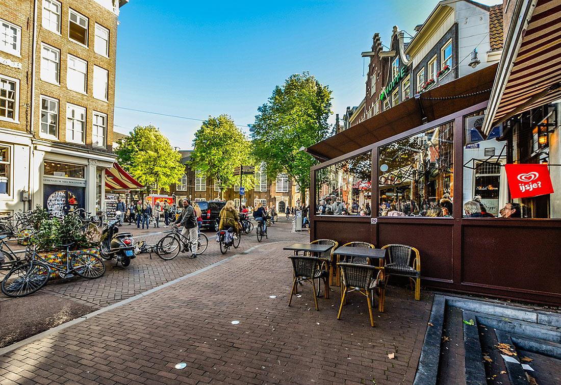 заведения Нидерландов