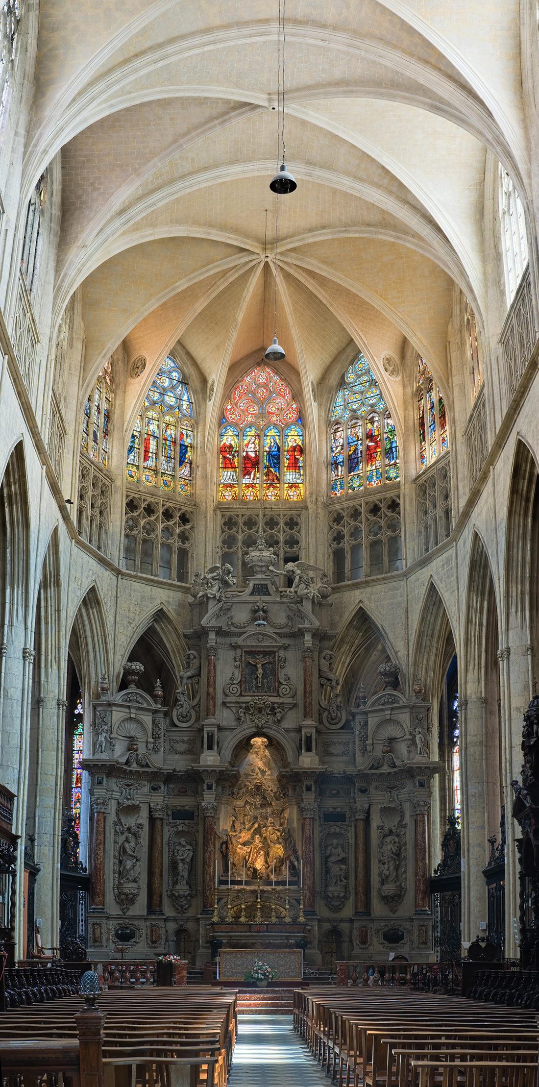 Кафедральный собор в Тулузе