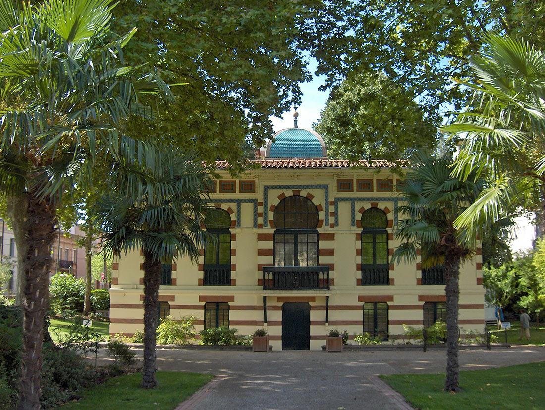 Музей Жоржа Лабита в Тулузе