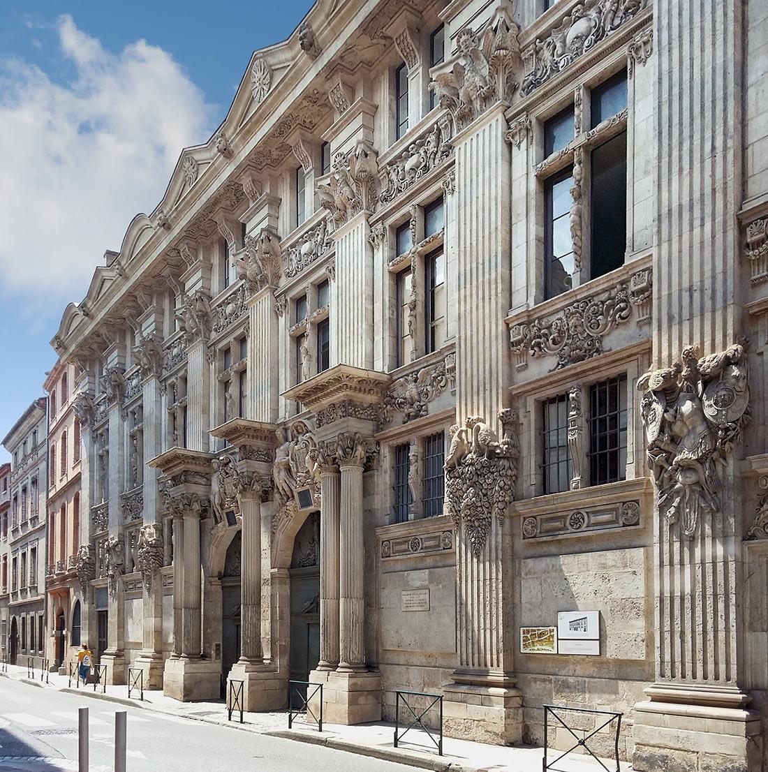 Особняк купца Пьера в Тулузе