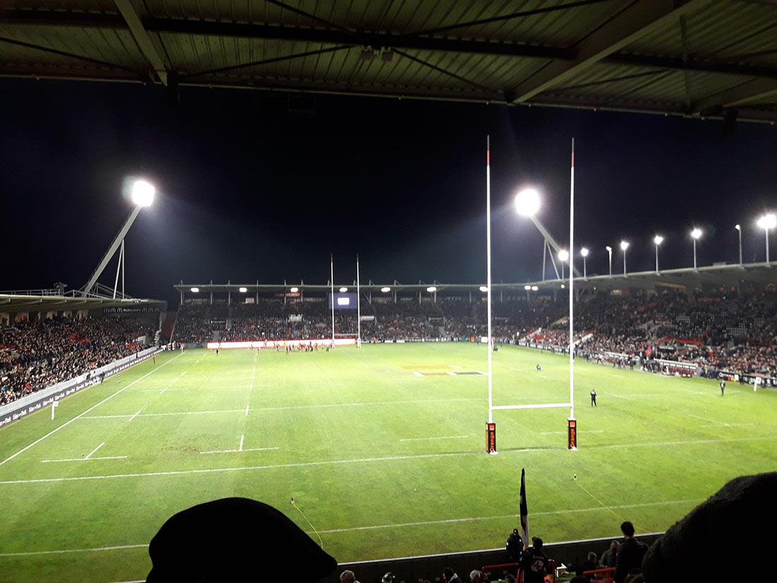 Стадион в Тулузе