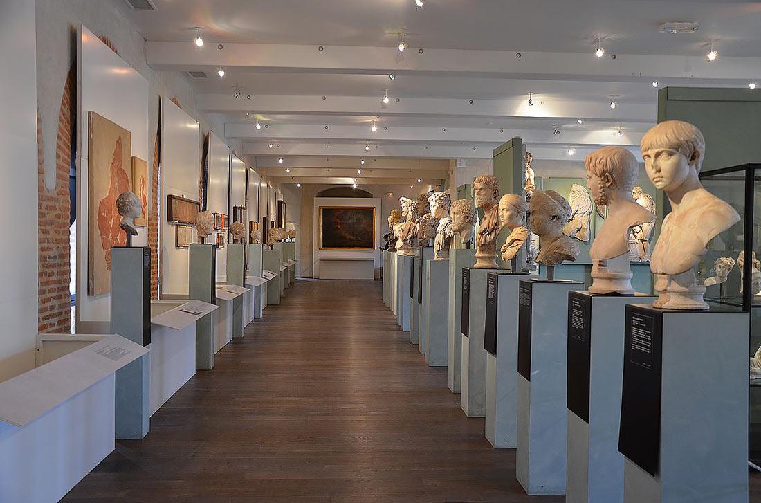 Музей Сен-Раймон в Тулузе