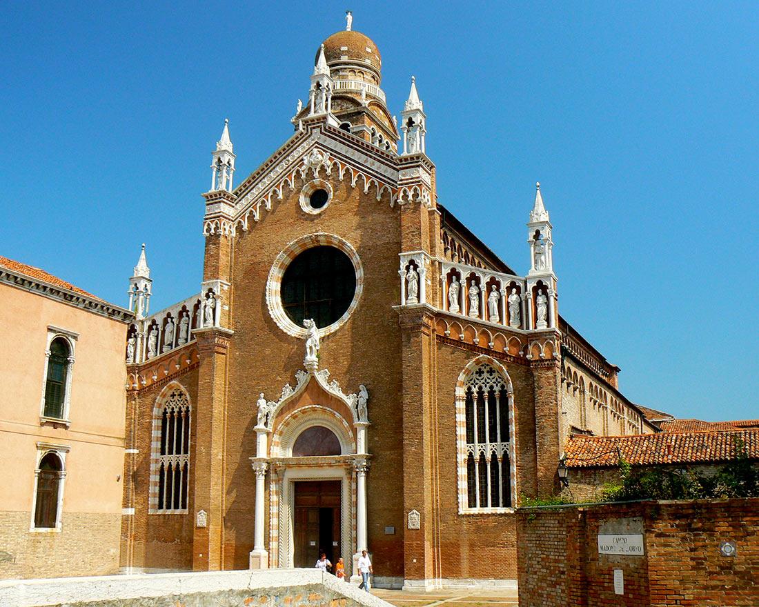 Церковь Мадонна делл'Орто