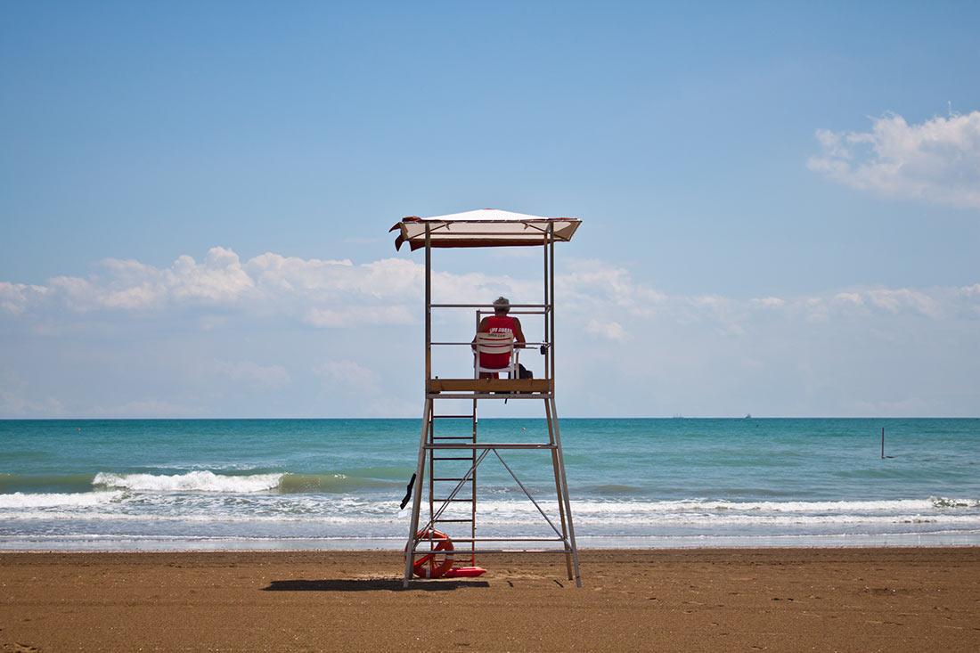 Пляж Лидо