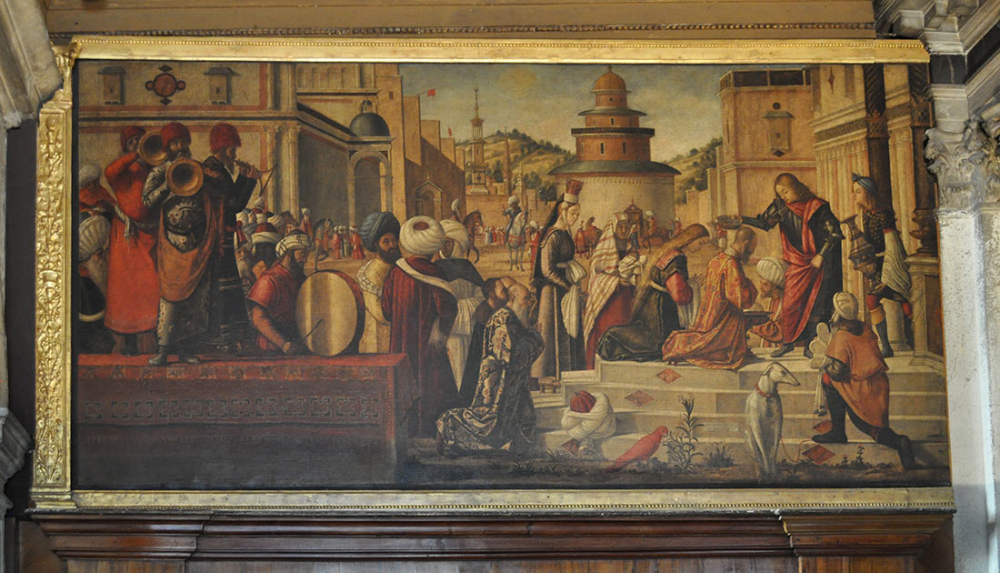 Школа Сан-Джорджио дельи Скьявони