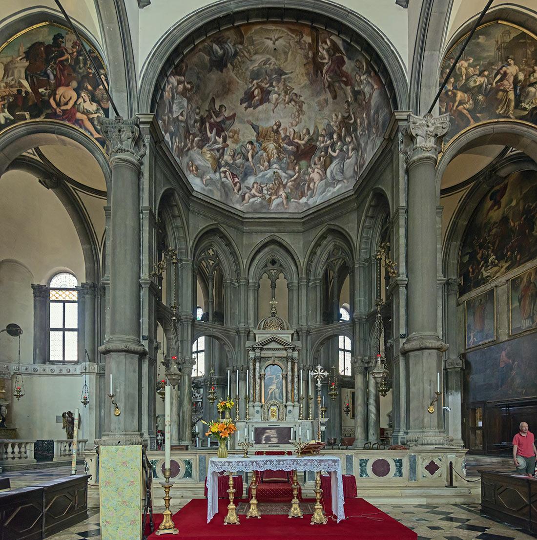 Церковь Сан-Заккария