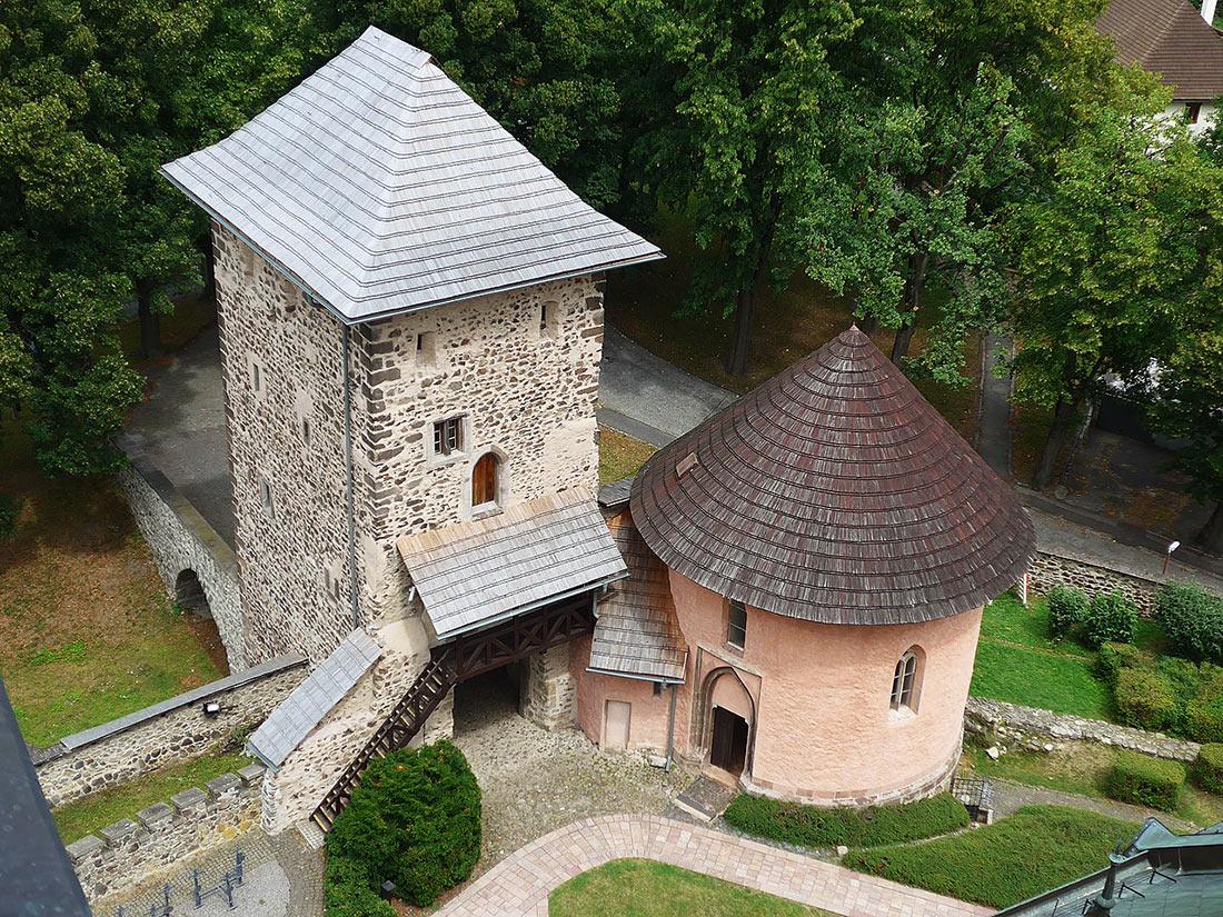 Кремницкая крепость