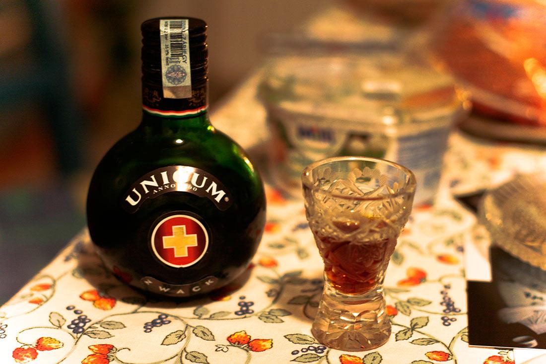 напитки Будапешта