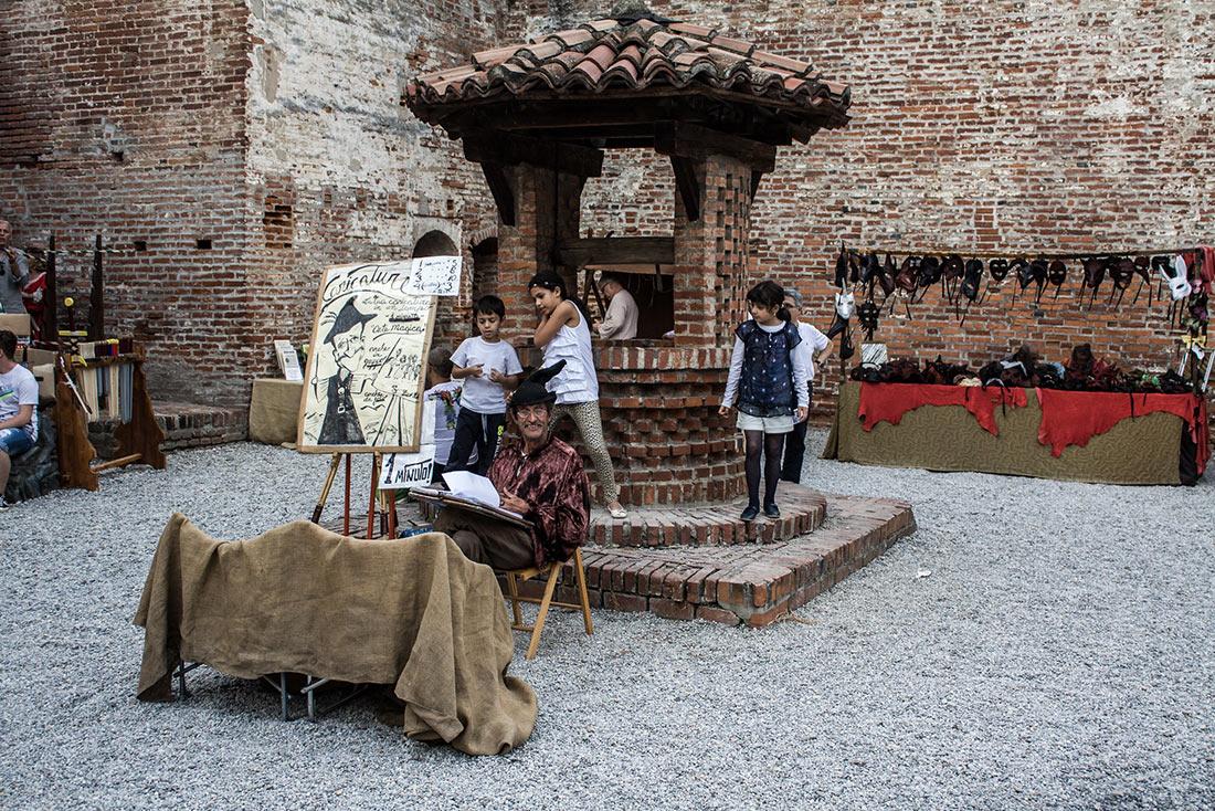 замок Сончино