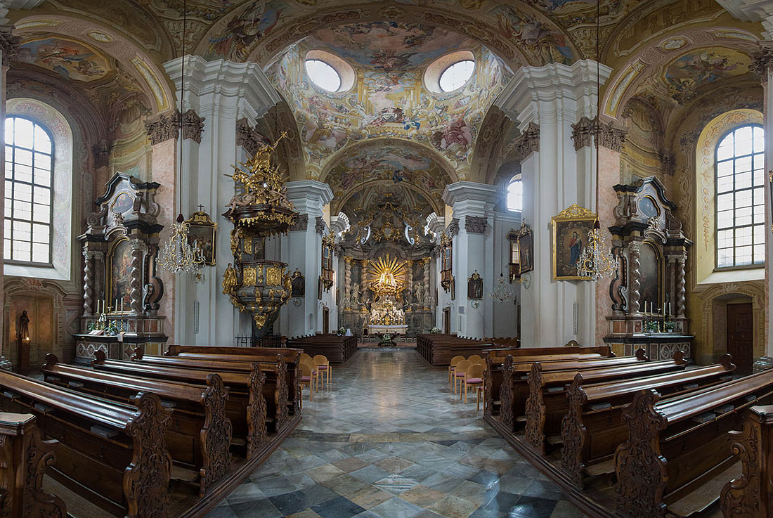 базилика Марии Утешительницы