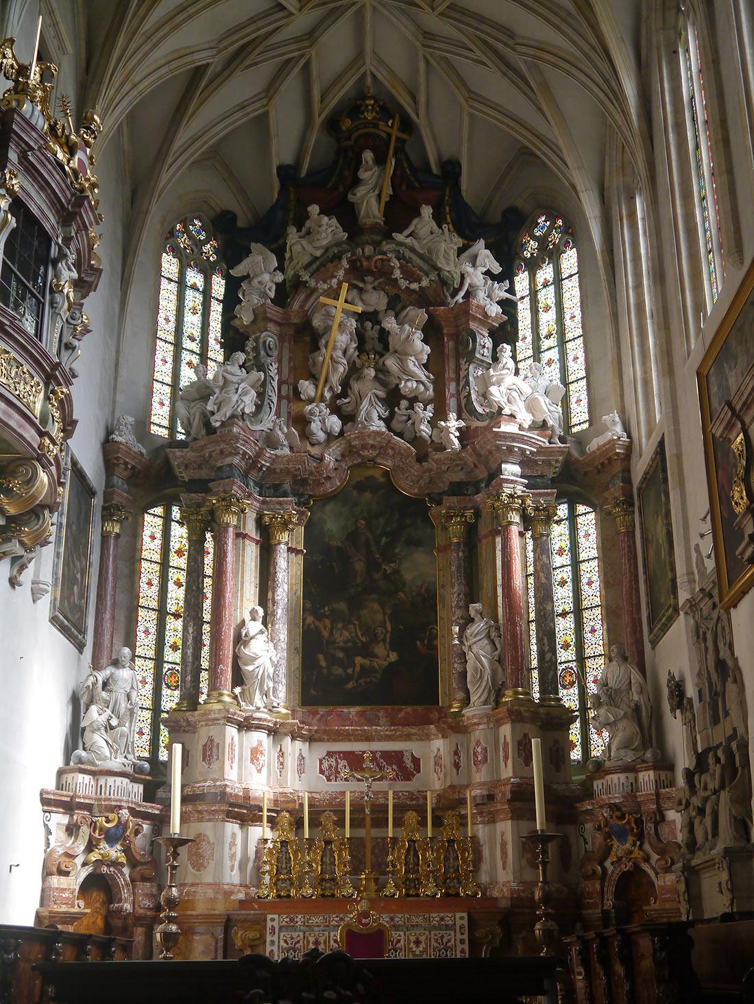 собор Святого Эгидия