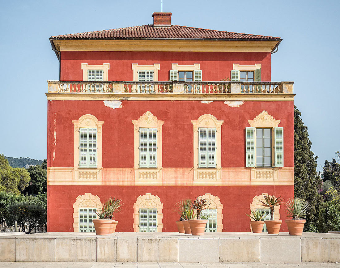 Музей Матисса в Ницце