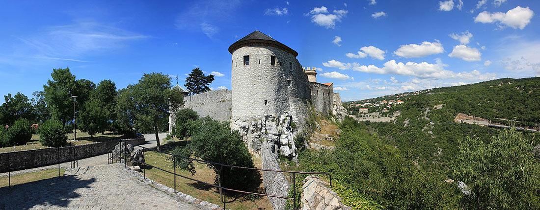 Крепость Трсат