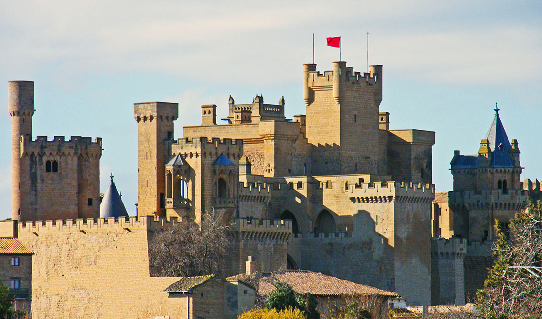 Замок королей Наваррских