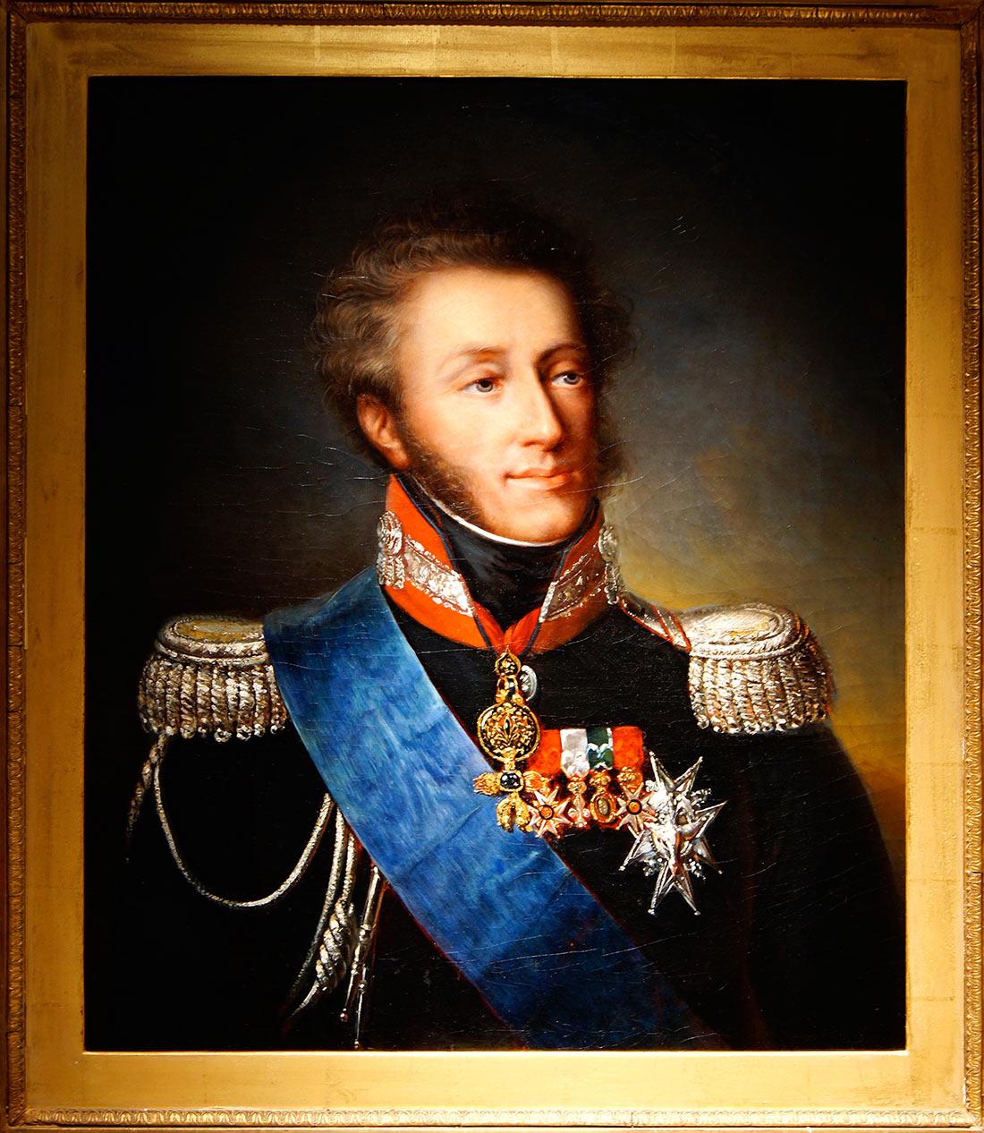 король Людовик XIX