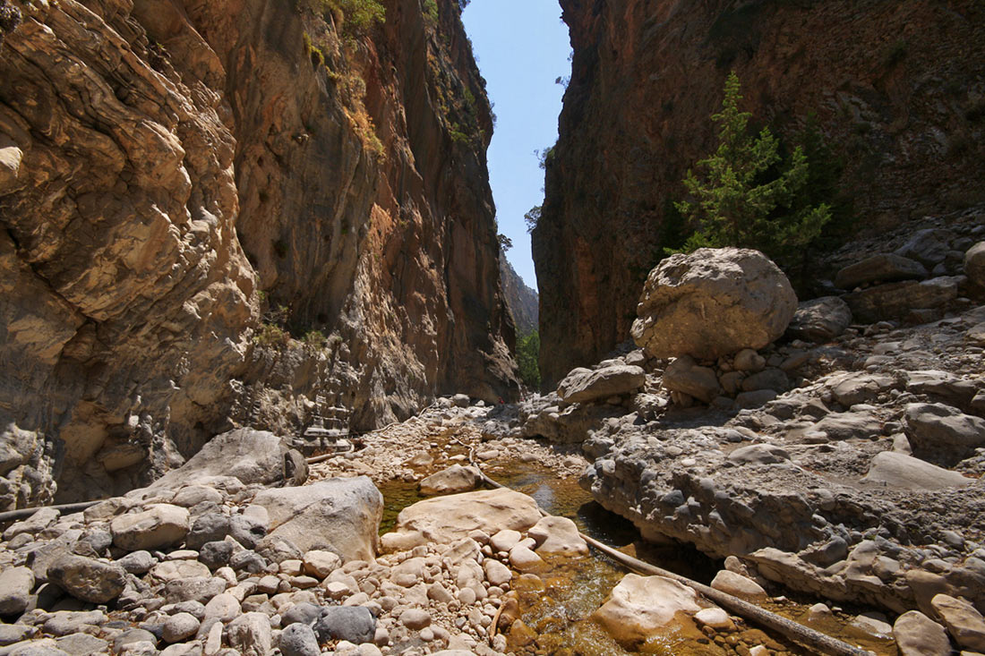 Самарийское ущелье