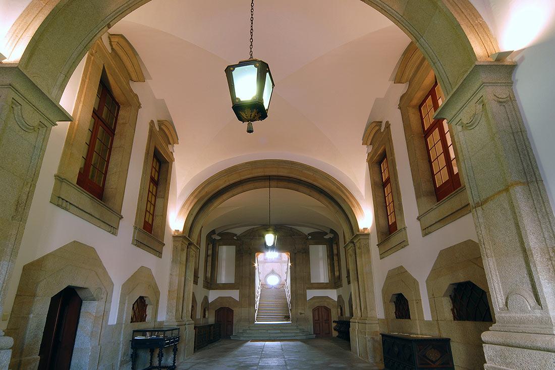 Епископский дворец в Порту