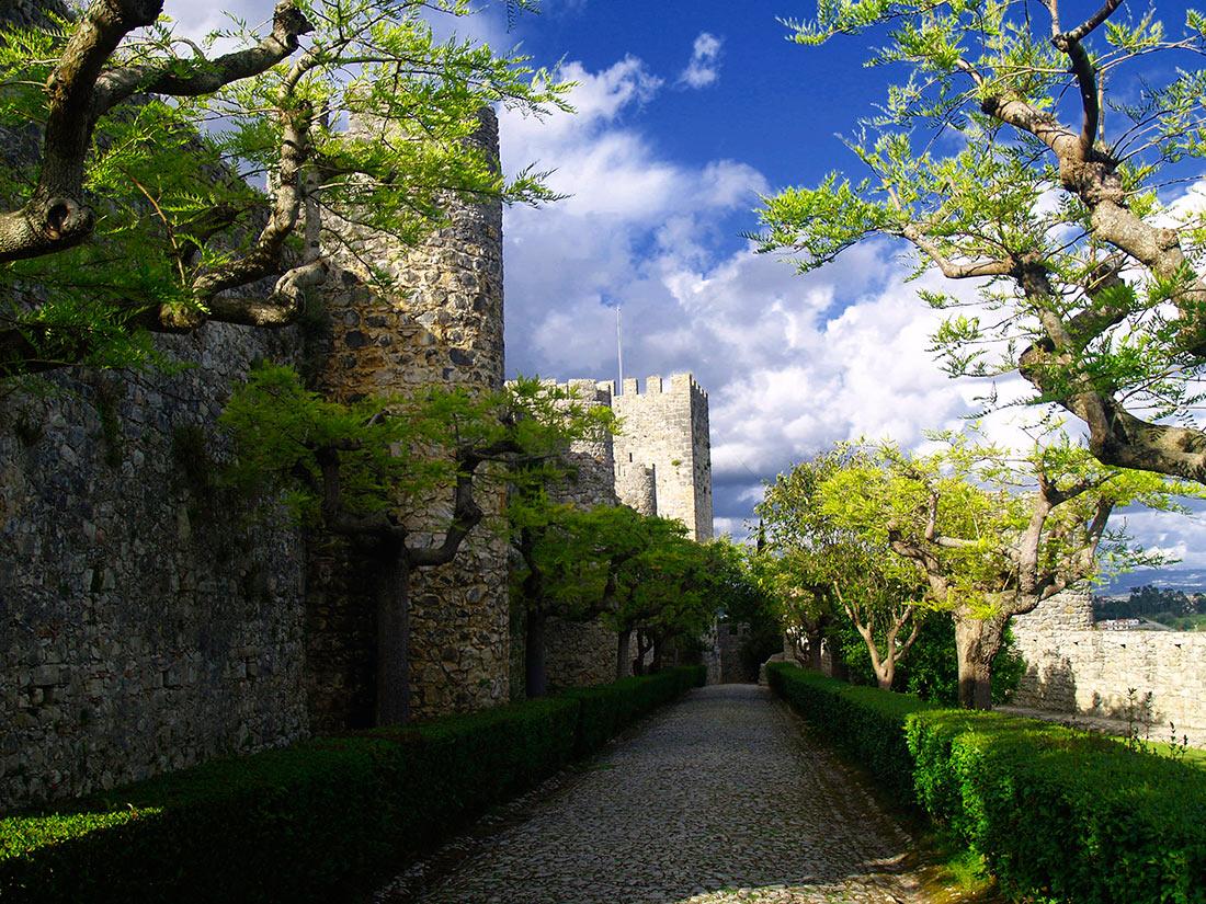 Замок Монтемор-о-Вельо