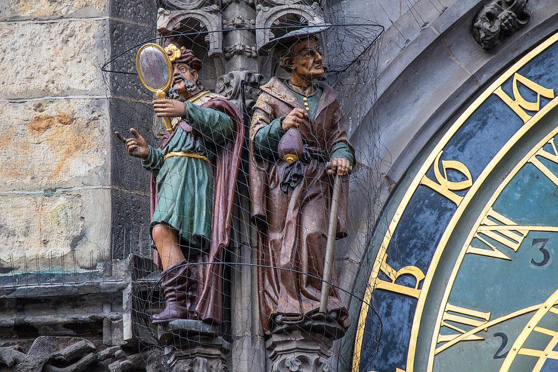 Астрономические часы Праги