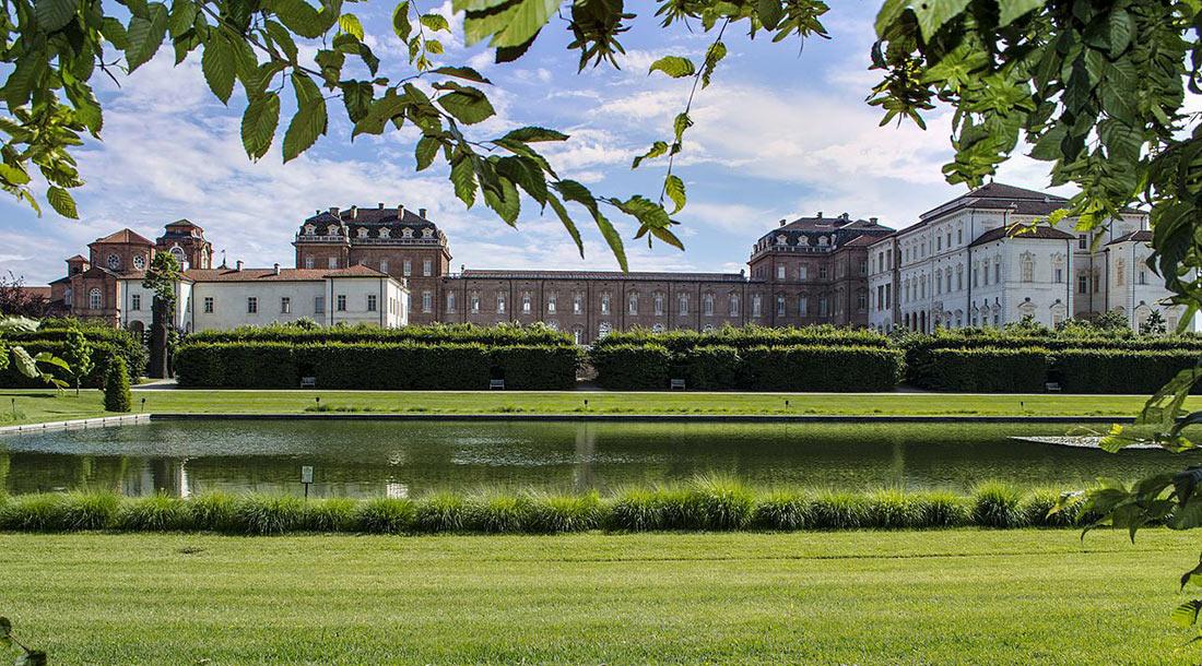 Королевский дворец Венария