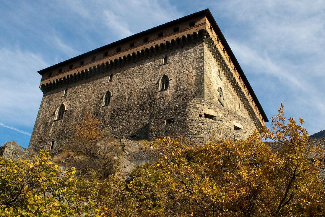 Замок Веррес