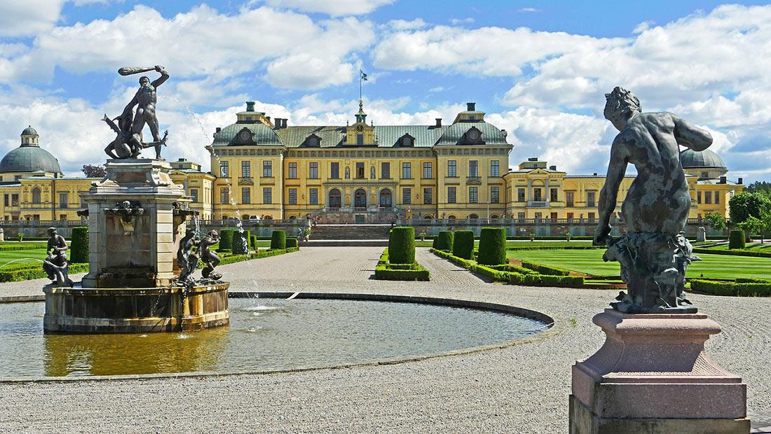 Дворец Дроттингхольм