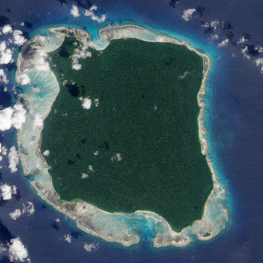 Северный Сентинельский остров