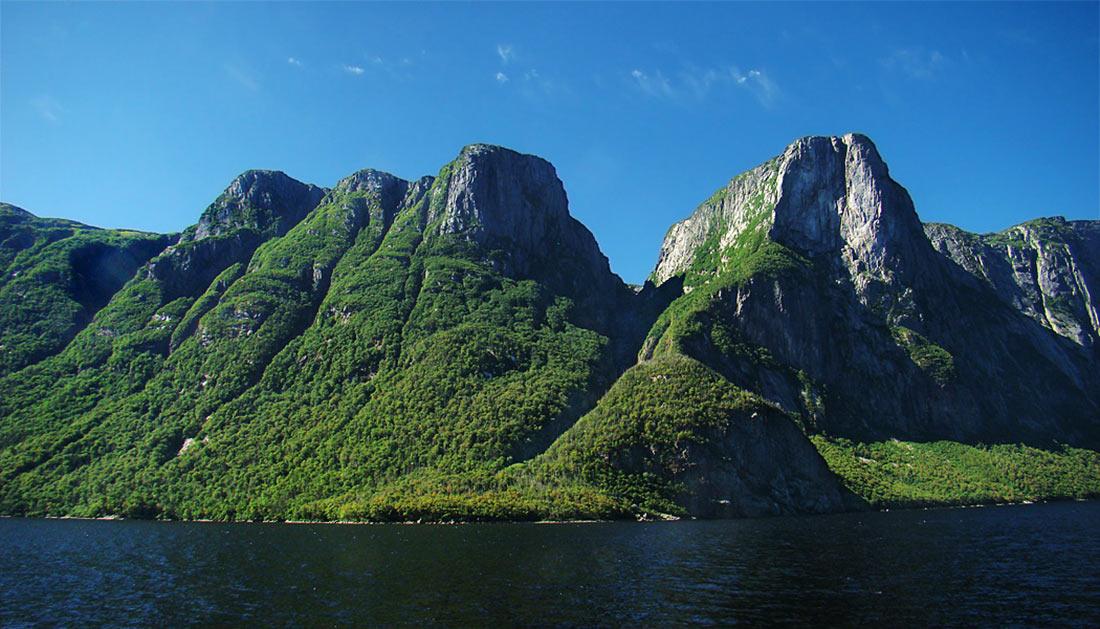 Национальный парк Грос-Морн