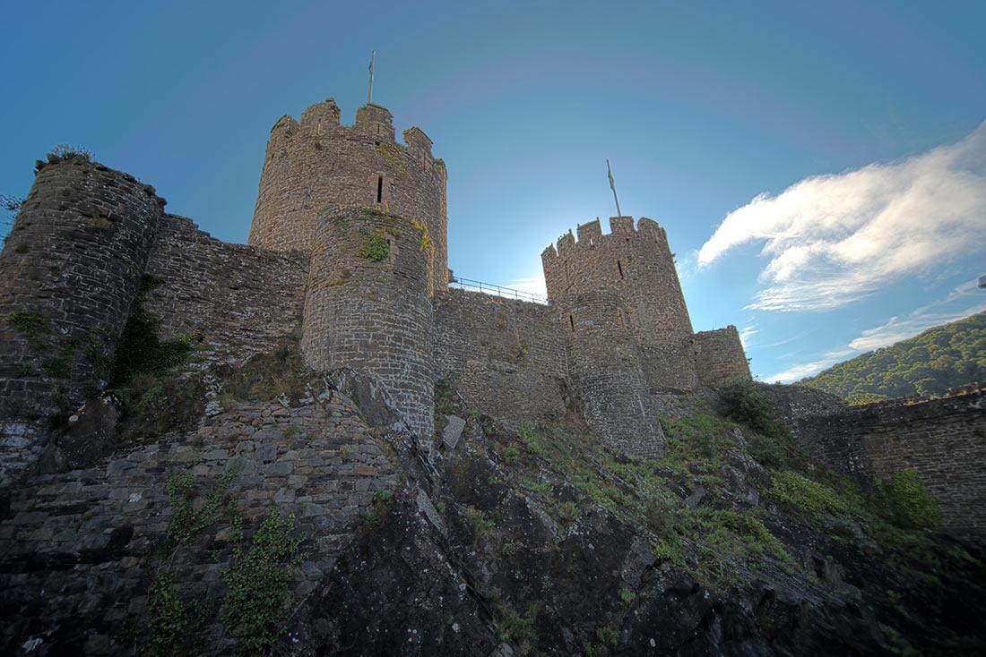 замок Конви