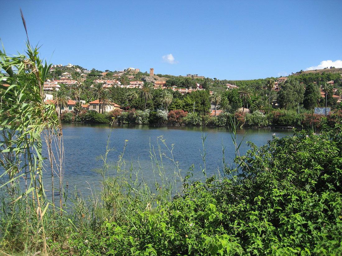 Озеро Ганцирри