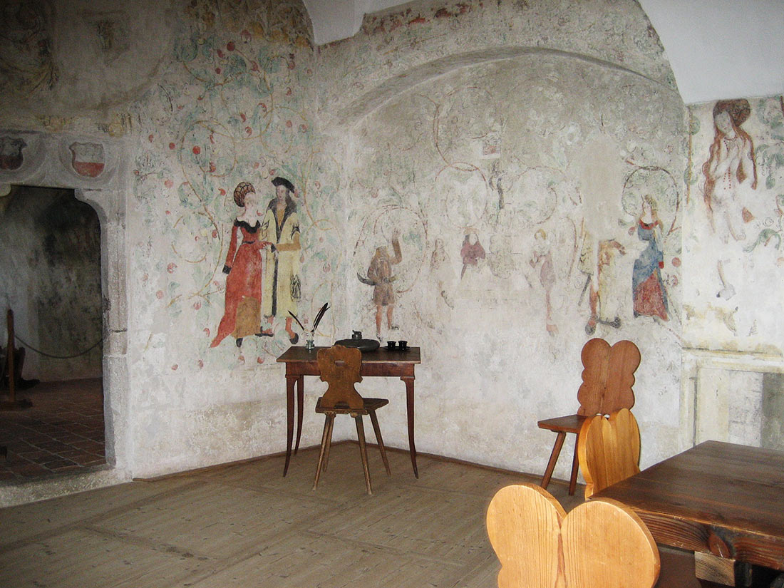 Замок Раппоттенштайн