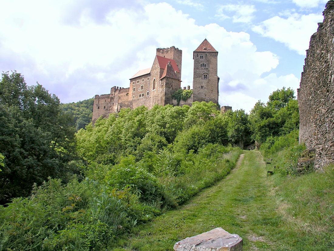 Замок Хардегг