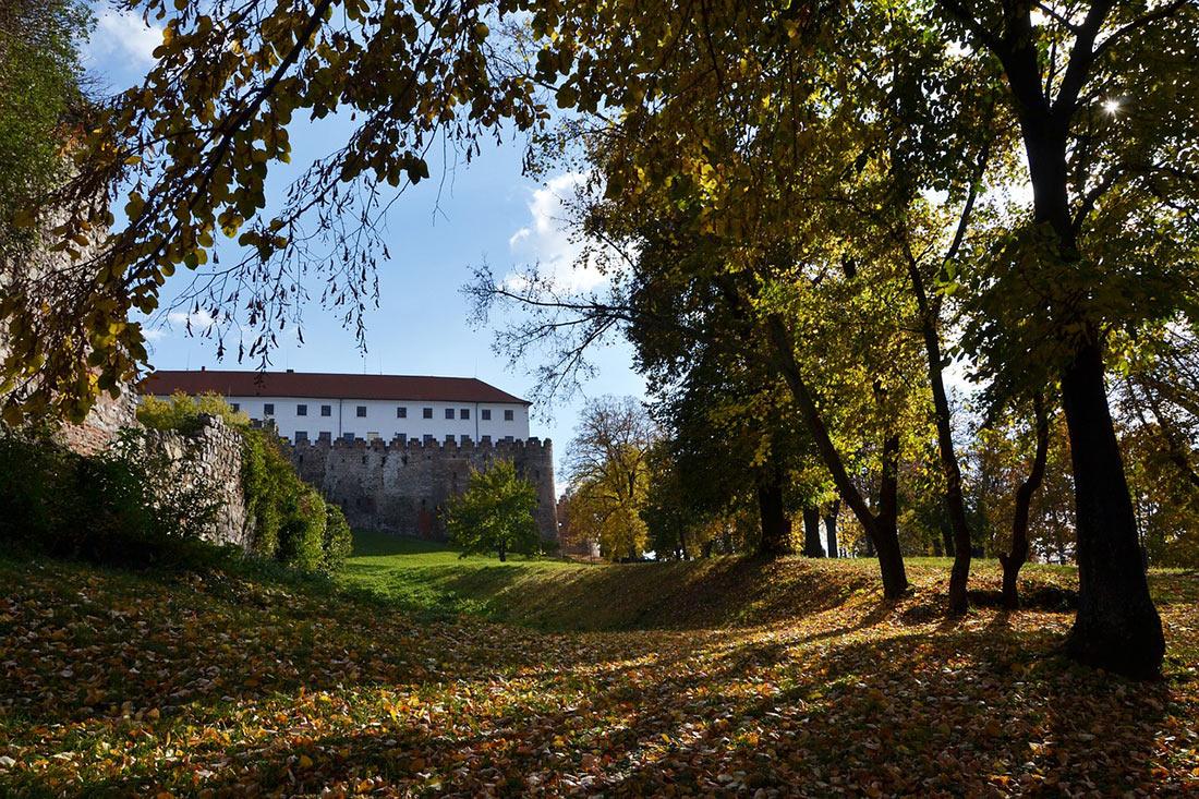 Шиклошская крепость