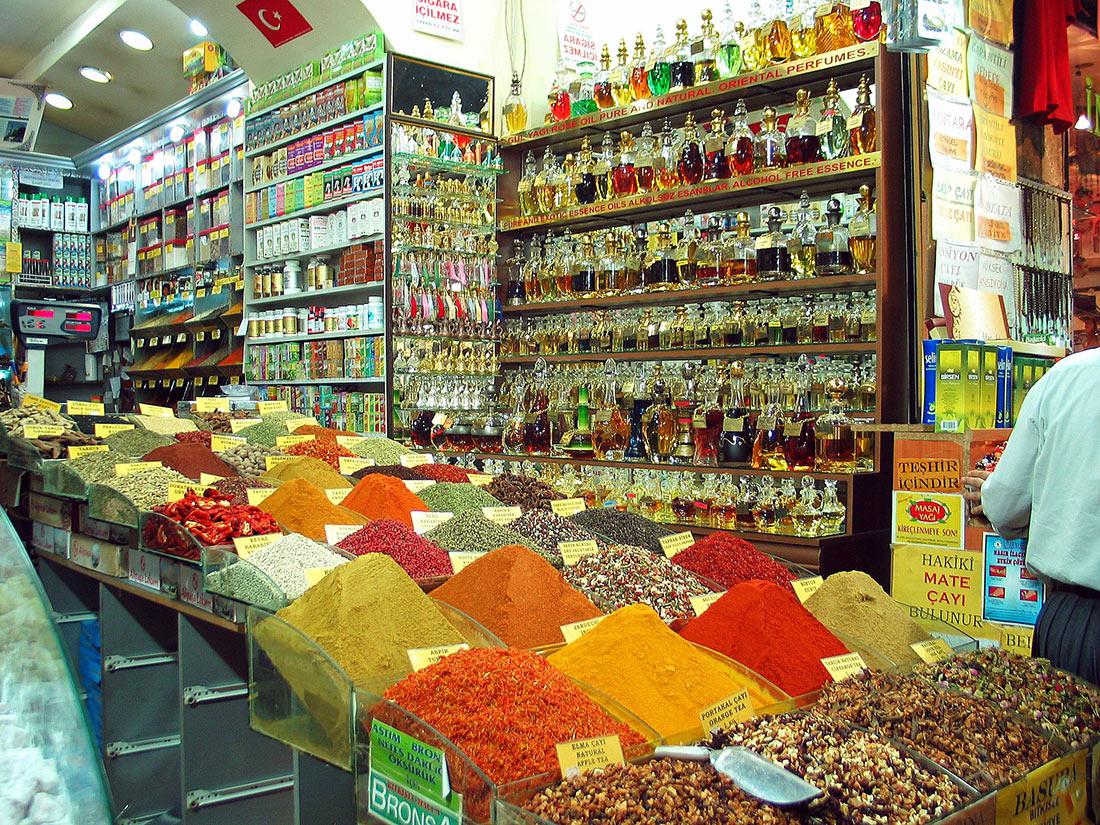 Египетский базар