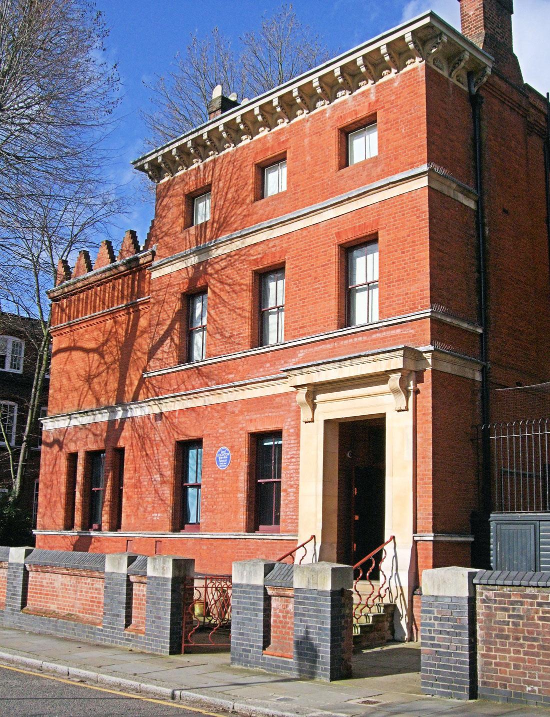 Дом-музей Лейтон