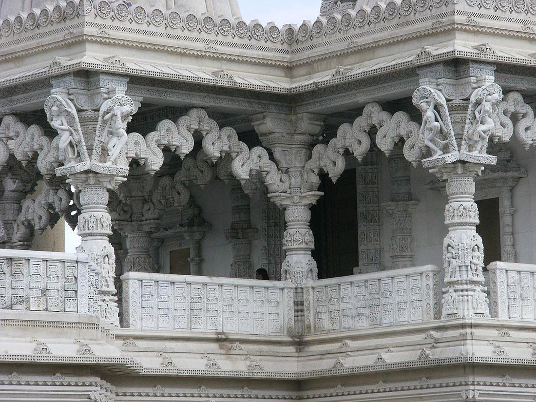 храм Неасден
