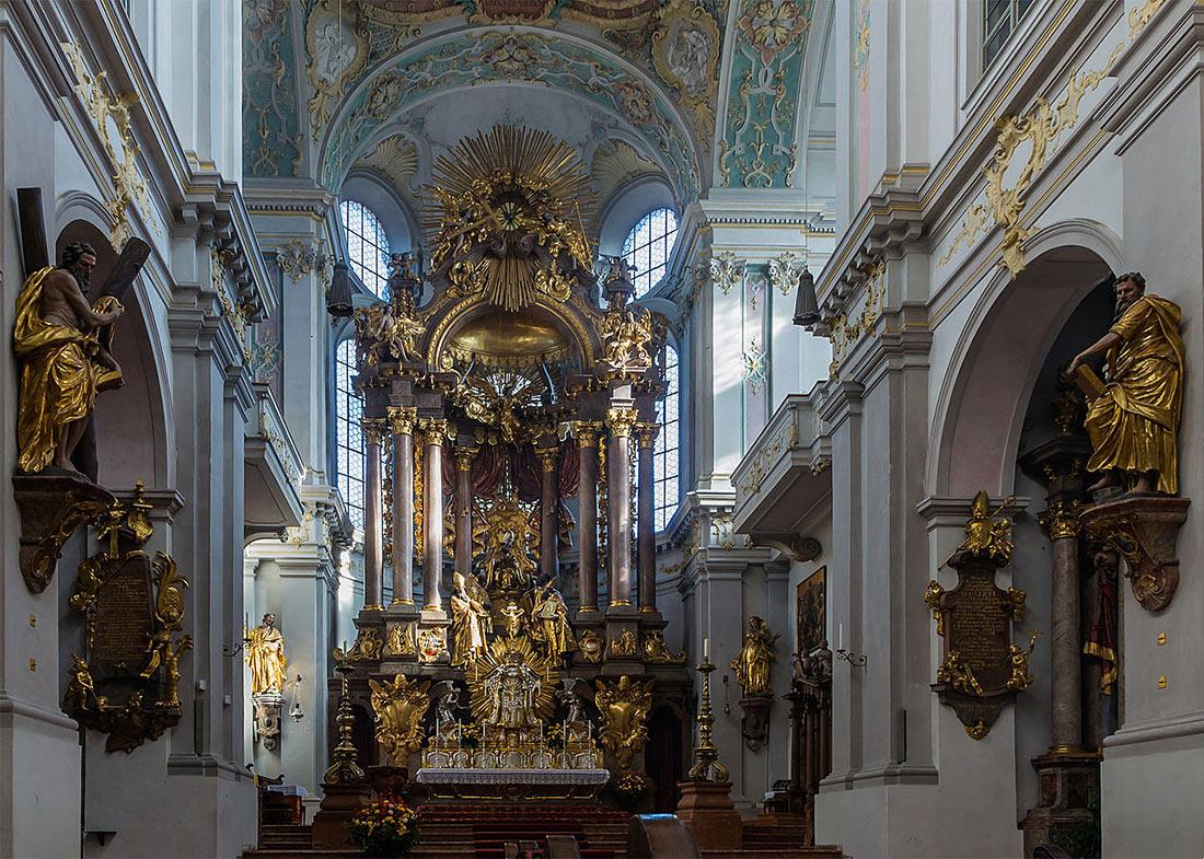 Церковь Святого Петра в Мюнхене