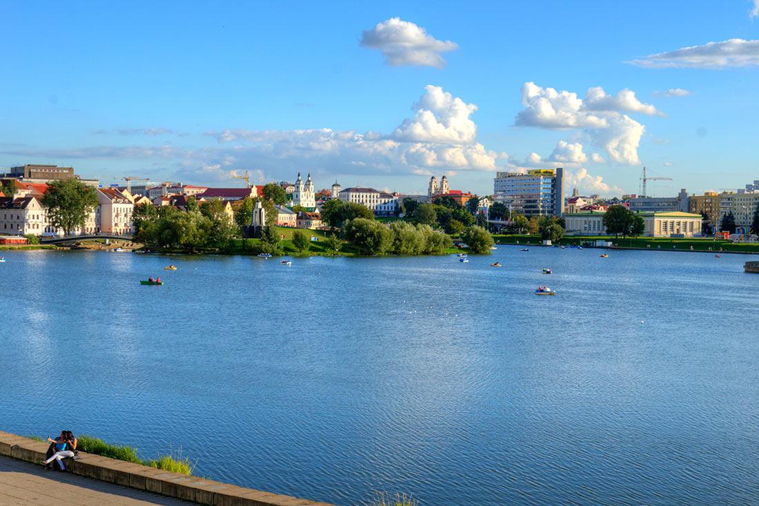 Высокий город в Минске