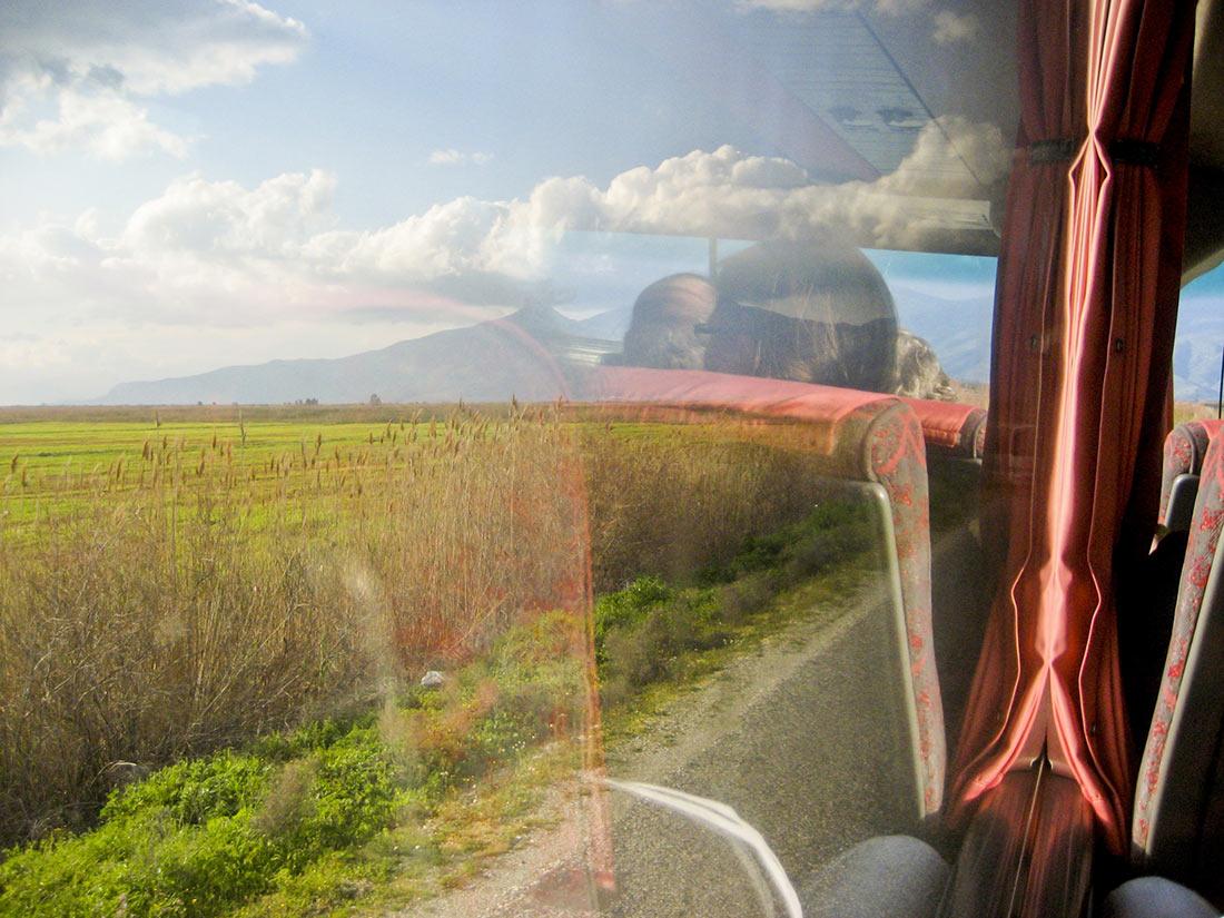 Путешествие автобусом