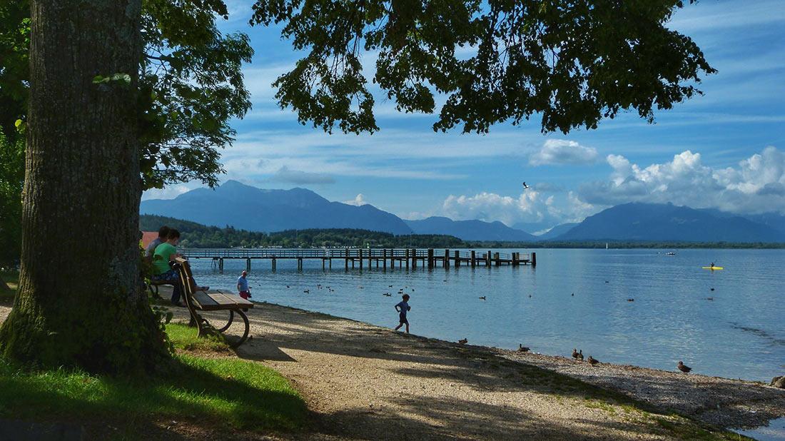 Озеро Кимзе